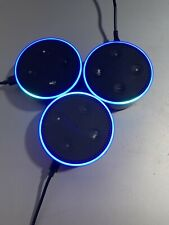 Amazon Echo Dot (2nd Generation) Smart Speaker - Black (Lot of 3)