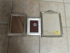 Lot Of 3 Vintage , Beautiful Rectangle Picture Frame, 2 From Italy