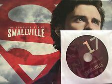 Smallville - Season 3, Disc 5 REPLACEMENT DISC (not full season)