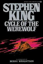 Cycle of the Werewolf by Stephen King (1985, Paperback)