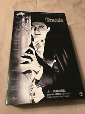Sideshow Collectibles Universal Monsters Silver Screen Bela Lugosi Dracula 12""