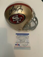 Colin Kaepernick signed mini helmet San Francisco 49ers PSA/DNA Rare