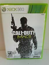 Call of Duty: Modern Warfare 3 (Microsoft Xbox 360, 2011) MW3 Shooter, FREE Ship
