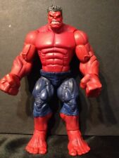 Marvel Legends Target Exclusive 2008 Red Hulk Build A Figure Authentic Hasbro