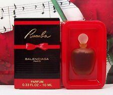 Rumba Parfum / Perfume 1/3 Oz. / 10ml. By Balenciaga. Vintage. NIB