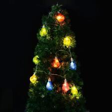 LED Bulbs String Lights Ball Globe Fairy Lamp Wedding Christmas Tree Decoration