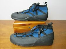 MEKAN Harmony Rock Climbing Shoes Boot Mens Size 7  Neopreme Felt Sole Toe