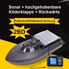 RC Futterboot - Köderboot - Baitboat -Echolot Sonar Funktion rückwärts 2BD 10A