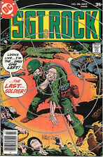 Sgt. Rock Comic Book #306, DC Comics 1977 NEAR MINT