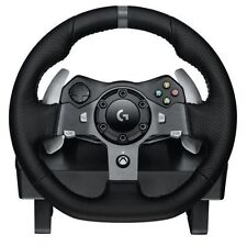 Logitech G920 UK Plug driving force Racing Wheel pour Xbox One PC ET