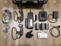 Varizoom 2-Motor Wireless Follow Focus System (VZTOC-FI2)- FOCUS + IRIS/ZOOM