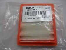 New Kohler OEM Air Filter 1408315 1408315-S