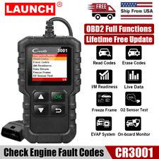 Automotive OBD2 Scanner Check Engine Fault Code Clear Code Car Diagnostic Tool