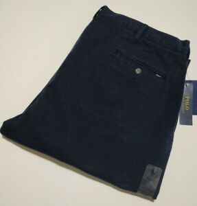 Polo Ralph Lauren Men's Classic Fit Pleated Chino In, Size 40W/32L