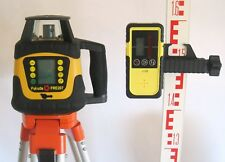 Fukuda FRE207 Automatic Rotary Laser Level with Tripod and Staff