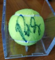 Pete Sampras Signed Tennis Ball - Global Authentics
