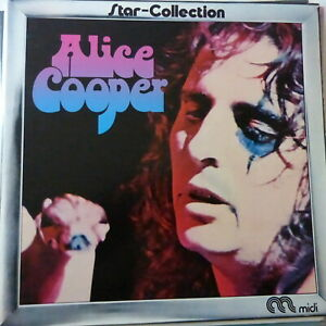 ALICE COOPER LP STAR COLLECTION 1975 FRANCE EX/EX