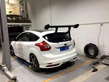 Ford Focus ST Racing Wing Spoiler/SBON Style Universal Carbon Fiber GT Spoiler