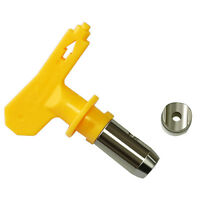 Home 2-6 Series Airless Spray Gun Tip for Titan Wagner Paint Sprayer Nozzle New
