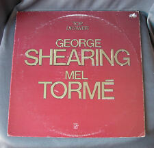 "Vinilo LP 12"" 33 rpm TOP DRAWER - GEORGE SHEARING MEL TORMÉ - Long Playing Recor"