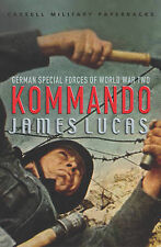 Kommando: German Special Forces of World War Two by James Lucas (Paperback,...