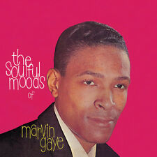 CD The Soulful moods of Marvin Gaye