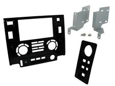 Land Rover Defender 2007 on Piano Black Double Din Car Stereo Fitting Kit