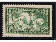"""FRANCE N° 269 """"LES COIFFES,C.A."""" NEUF xxTTB,VALEUR:350€"""