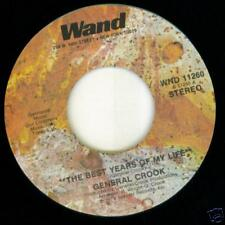 General Crook Soul 45 Testification on WAND Label MINT