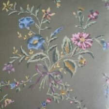 14sr Waterhouse mid-19th Century Victorian Floral Museum Reproduction Wallpaper
