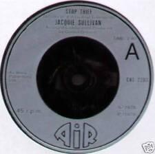 "JACQUIE SULLIVAN ~ STOP THIEF / SPELLBOUND ~ 1978 UK 7"" SINGLE ~ AIR CHS 2203"