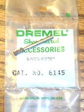 "NEW! DREMEL 1/8"" X 3/8"" ABRASIVE GRINDING WHEEL POINT #8145 for ROTARY TOOL"