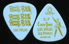 Cheap Trick 2009 Tour Guitar Pick! Rick Nielsen custom concert stage #8 Beatles