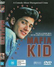 Mafia Kid DVD Ernest Borgnine Movie - PAL REGION - BRAND NEW & SEALED