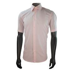 Gestreifte klassische HUGO BOSS Herrenhemden aus Baumwolle