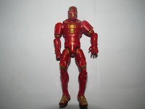 "Marvel Legends 6"" scale figure Iron Man Groot series complete excellent"