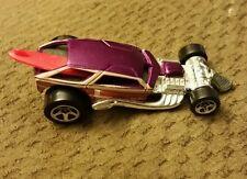 2013 Hot Wheels  HW Showroom American Turbo #187 Surf Crate Purple
