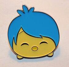 Disney HKDL Hong Kong Pixar Inside Out Booster Pin Emotions Tsum Tsum Joy