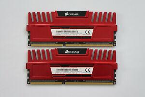 8GB Corsair Vengeance DDR3 Memory 2133MHz CL11 PC3-17000 CMZ8GX3M2A2133C11R