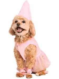Pink Princess Pup Pet Costume Dog Puppy Cat Funny Fun Halloween Royalty Gift