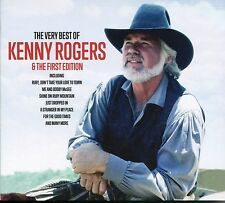 THE VERY BEST OF KENNY ROGERS & THE FIRST EDITION - 3 CD BOX SET, ELVIRA & MORE