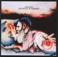 GOLIATH - HOT ROCK & THUNDER (1975/2004) Hard Prog Rock CD Jewel Case+FREE GIFT