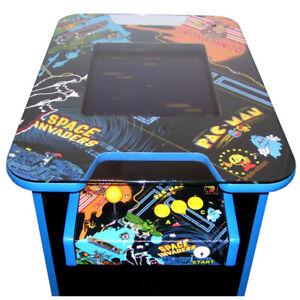 Cocktail Table Retro Arcade Machine With 516 retro games -  1 yr warranty