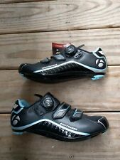 Bontrager Sonic Inform Womens Bicycle Shoes Cycling Road Race Black Ladies Boa