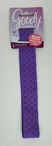 Goody Slide Proof Headwrap/Hairband #07531 1pc