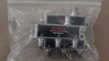 3 Way Splitter 5-1000MHz  CMC2003H-A Coax Cable Television 3 Pack Antronix