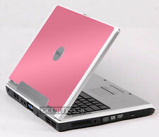 PINK Vinyl Lid Skin Cover Decal fits Dell Inspiron 1501 E1505 6400 Laptop