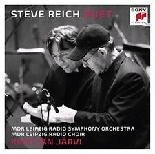 Kristjan Järvi - Steve Reich - Duet - CD