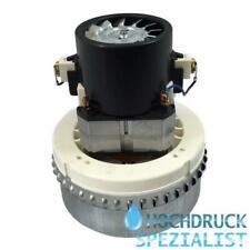 Saugermotor Turbine 1400 W für Alto Nilfisk SB Saugstation, Original Domel 7788