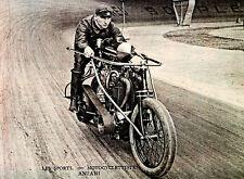 """Anzani 1904 Motorcycle11 x 14""""  Photo Print"""